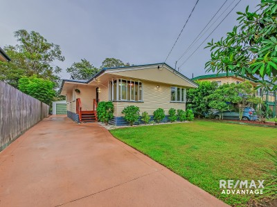 Property in Wynnum - mid $500k buyers