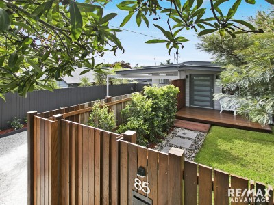Property in Wynnum - mid $600 buyers