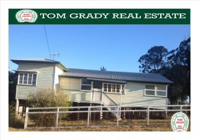 Property in Woolooga - Sold for $450,000