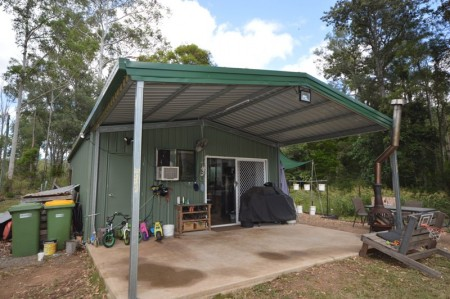 Lot 35 Aracuaria Creek Road, Brooloo, QLD 4570