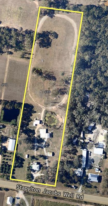 489 Stapylton Jacobs-well Road, Alberton, QLD 4207
