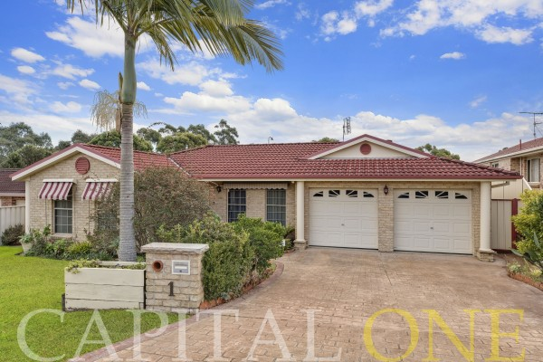1 Cottage Corner, Lake Haven, NSW 2263