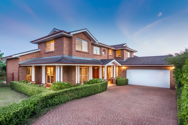 Property in Kellyville - Sold for $1,342,000