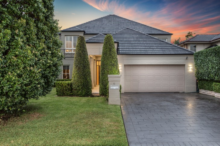 Property in Kellyville - Sold for $1,550,000