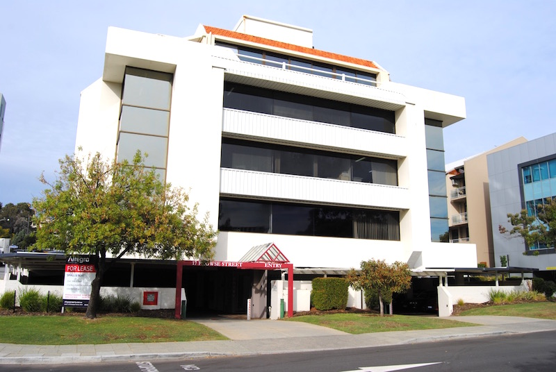 Open for inspection in West Perth