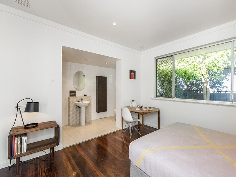 Open for inspection in Subiaco