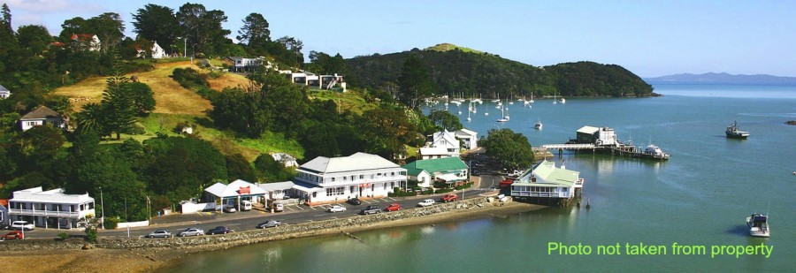 Open for inspection in Mangonui