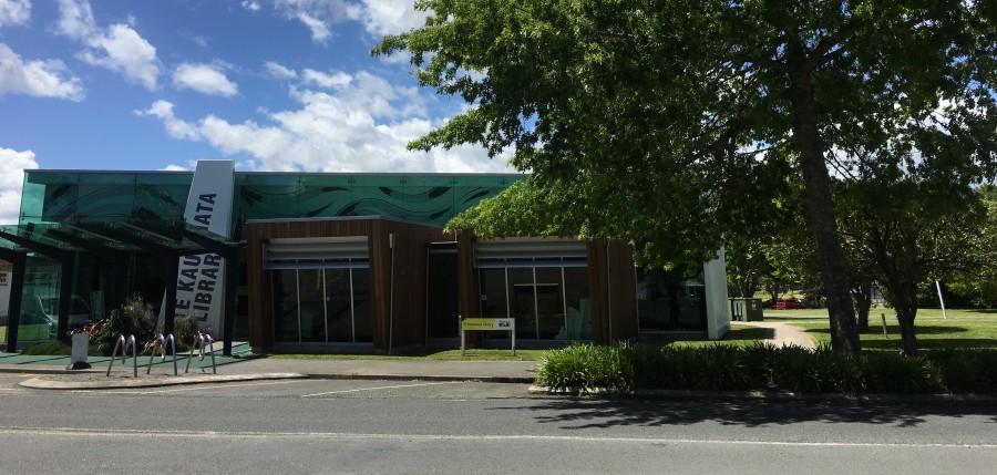 Te Kauwhata Library