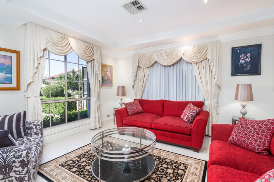 Open for inspection in Beaumont Hills