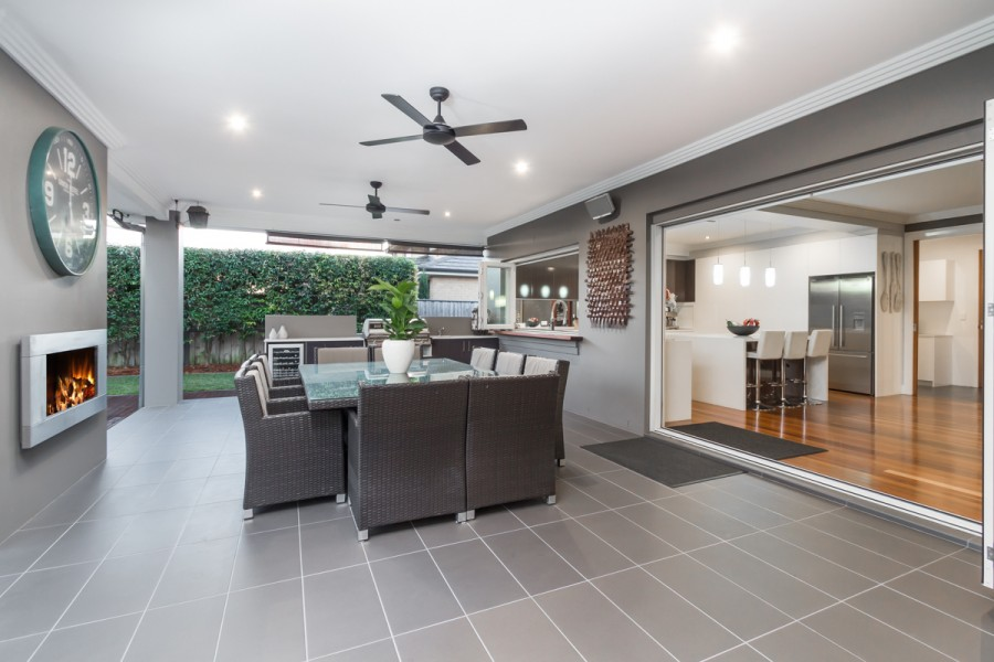 Open for inspection in Pitt Town